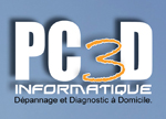 Logo Pc 3d Informatique