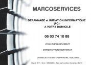 Logo Marcoservices